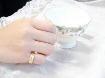 結婚指輪マリッジリングペアリングハワイアンピンクゴールドk182本セットハワジュ【送料無料】【0831otoku-s】【0831otoku-p】【0831otoku-f】