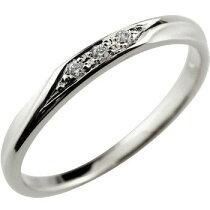 [送料無料]婚約指輪エンゲージリングプラチナリングシンプルリングダイヤモンドリングピンキーリングpt900指輪華奢リング重ね付けリング指輪細め細身つや消しレディース【_包装】0824カード分割05P05Nov16