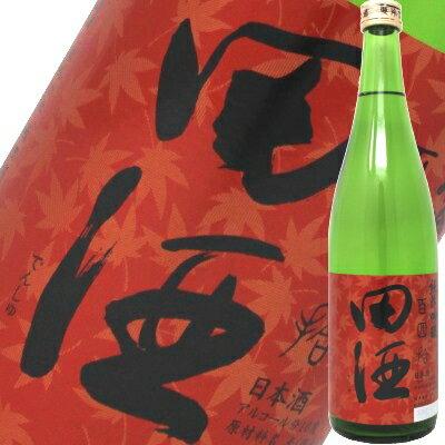 西田酒造店『純米吟醸百四拾紅葉ラベル』
