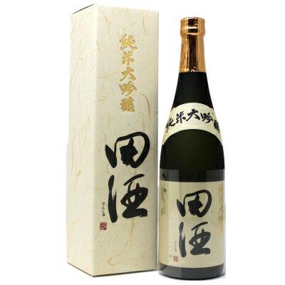 【2019年10月】田酒純米大吟醸720ml