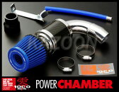 【 エブリィワゴン GH-DA62W /K6A (ターボ)用 】 トップフューエル 零1000 パワーチャンバー ( ライトブルー / 品番:106-KS004B ) TOP FUEL ZERO-1000 POWER CHAMBER