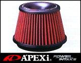 アペックス パワーインテーク専用 交換用エレメント ブラック 品番:500-A022 A'PEXi POWER INTAKE Spare Element