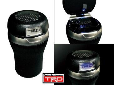 【 カローラ スポーツ NRE210H, ZWE211H, NRE214H 用 】 TRD LED付灰皿(ソーラー充電式) 品番: MS080-00001 (TRD PERFORMANCE PARTS 正規品)