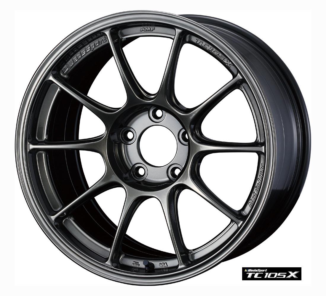 タイヤ・ホイール, ホイール  TC 105X Weds SportsTC 105X 17inch 9.5j 45 5H 114.3 EJ-TITAN (1) CODE: 73530