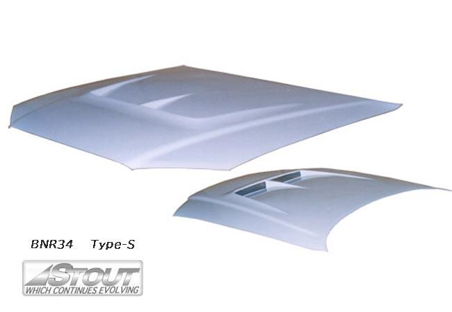外装・エアロパーツ, その他  GT-R BNR34 STOUT Type-S () for NISSAN SKYLINE