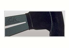 [FETNARDICLASSICLEATHER36φ]360mmスエードレザーブラックスエード/ブラックスポーク品番:N135(FET正規品ナルディクラシックレザー)