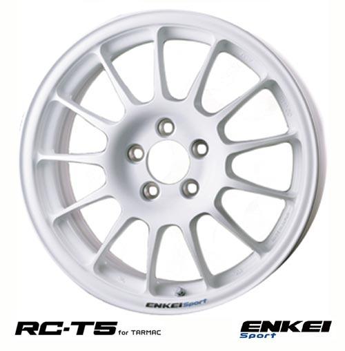 タイヤ・ホイール, ホイール  ENKEI Sports RC-T5 for TARMAC 15 6.5J 4H-100 35 1 ( )