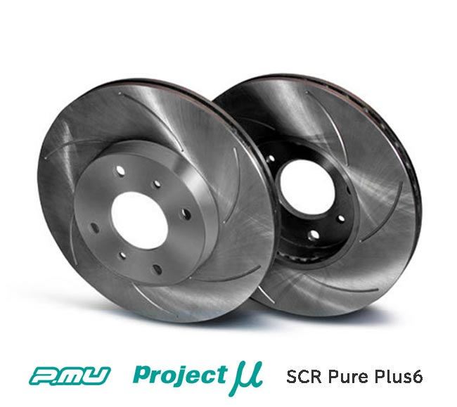 ブレーキ, ブレーキローター 1 TOYOTA 86 () ZN6 GT SCR Pure Plus6 SPPF102-S6NP SPPF205-S6NP (Project SCR Pure Plus6 Brake Rotor) ()