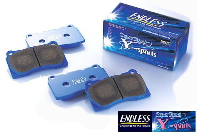 ブレーキ, ブレーキパッド SSY set CR6 ENDLESS SSY 1 EP499 EP322 ( ENDLESS BRAKE PAD ) ()