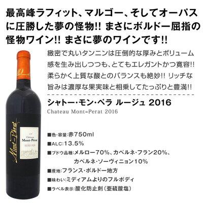 【送料無料】端数在庫一掃!すべて厳選格上赤ワイン9本セット! 父の日 画像2