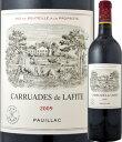カリュアド・ド・ラフィット 2011【フランス】【赤ワイン】【750ml】【フルボディ】【辛口…