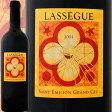 シャトー・ラセグ・サン・テミリオン2006【フランス】【赤ワイン】【750ml】【フルボディ】【辛口】