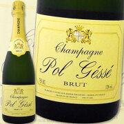 シャンパーニュ・ポル・ジェス・ブリュット シャンパン スパーク ぶどう酒 プレゼント パーティー