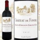 シャトー・ド・フォンベル 2012【フランス】【赤ワイン】【750ml】【フルボディ】【オーゾンヌ】
