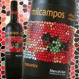 ミルカンポス・ビーニャス・ビエハス 2015 ホームパーティー 結婚記念日 内祝い 還暦祝い フルボディワイン フルボディ スペイン スペインワイン ギフト プレゼント お酒 赤ワイン