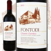 フォントディ・キャンティ・クラシコ 2013【イタリア】【赤ワイン】【750ml】【トスカーナ】【Chianti Classico】