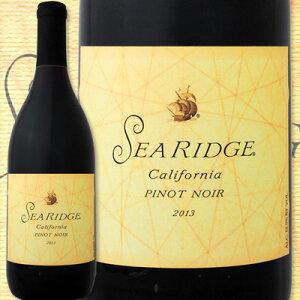 シーリッジ・カリフォルニア・ピノ・ノワール アメリカ 赤ワイン ピノノワール プレゼント クリスマス ワールド ミディアムボディ