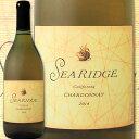 シーリッジ・カリフォルニア・シャルドネ【アメリカ】【白ワイン】【750ml】 ホワイトデー