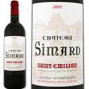 シャトー・シマール 2005【フランス 赤ワイン 750ml ミディアムボディ寄りのフルボディ 辛口】