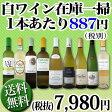 【送料無料】100セット限り★端数在庫一掃★白ワイン9本セット!