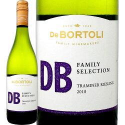 オーストラリアワインdbデ・ボルトリ・DB・トラミナー・リースリング【オーストラリア】【白ワイン】【750ml】【ライトボディ】【やや甘口】