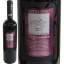 アッポローニオ・テラニョーロ・ネグロアマーロ 2013【イタリア】【赤ワイン】【750ml】【フルボディ】【辛口】