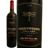 クライン・ジンファンデル・メドウホーク・オールド・ヴァイン 2018【赤ワイン 750ml フルボディ アメリカ