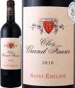 クロ・グラン・フォリー 2010【フランス】【赤ワイン】【750ml】【フルボディ】【辛口】