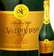 バルディヴィエソ・エクストラ・ブリュット【チリ】【白スパークリングワイン】【750ml】【ミディアムボディ】【辛口】|スパークリング ブドウ酒 ぶどう酒 結婚記念日 お祝い 誕生日プレゼント パーティー 女性 記念日 発泡 発泡ワイン