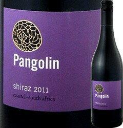 パンゴリン・シラーズ 2013【南アフリカ共和国】【赤ワイン】【750ml】【ミディアムボディ】【...