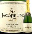[1,500円以上で送料無料]カミュ・ジャックリーヌ・ブリュット・ブラン・ド・ブラン【フランス】【白スパークリングワイン】【750ml】【辛口】【ダイアモンド・トロフィー】【サクラ・アウォード】