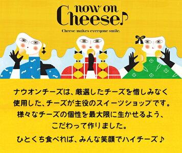 ナウオンチーズとは