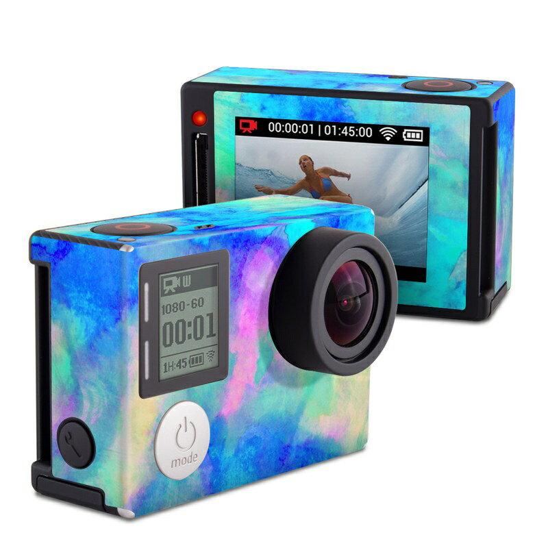 TV・オーディオ・カメラ, その他 DecalgirlGopro Hero4 SilverGo Pro Hero4 BlackHero 3Hero 2014Hero2HeroElectrify Ice Blue3