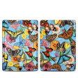 【Decalgirl】【送料無料】Apple iPad Pro9.7/iPad Pro12/iPad Air2/iPad Air/iPad3/iPad2/iPad用スキンシール【Butterfly Land】【お取り寄せ1週間から2週間】ケースカバー