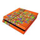 【期間限定店内全品ポイント10倍&5%OFF】【Decalgirl】【PS4/PS3/PlayStation3/4各種用スキンシール用プレミアムスキンシール【Orange Squirt】【お取り寄せ1週間から2週間】