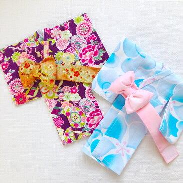 22cmドールサイズ 着物 浴衣の型紙セット お人形 服の作り方 型紙 作り方 リカちゃん ブライス けーことんRY