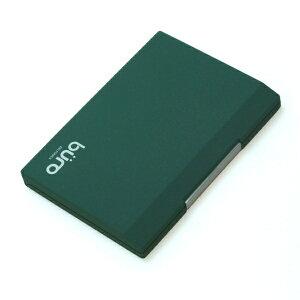 カードケース 【DELFONICS/デルフォニックス】ビュローポイントカードケース【GR】 CC08-