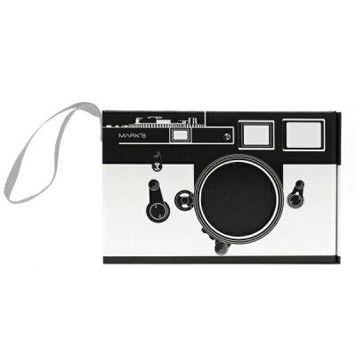 カメラの形のアルバム