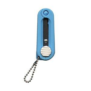 【クツワ】Hi LiNE/ハイライン 携帯はさみ【ライトブルー】 SS105LB-450 【あす楽対応】