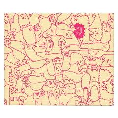 製本粘着台紙式アルバム 【いろは出版】neko album/ネコアルバム S【ネコパズル】 AAS-02