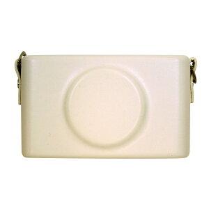 カメラケース 【HIGHTIDE/ハイタイド】カメラケース(KEICS)【ホワイト】 GB110-WH