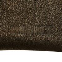 【BRITHOUSE/ブリットハウス】ミニ6システム手帳トスタレザーリング径14mm【ブラック】TG-2013-01【対応】