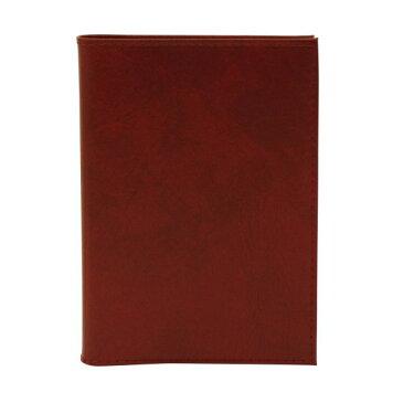 【エイチ・エス】ミニサイズ 6穴 合皮システムバインダー リング径12mm【赤】システム手帳バインダー HS 87599 赤 【あす楽対応】