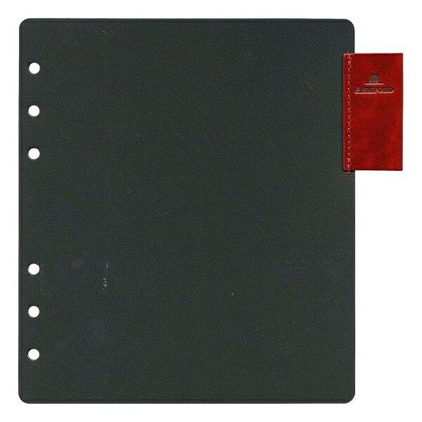 【Ashford/アシュフォード】HB×WA5サイズ ルガード ストレッチペンホルダー【レッド】システム手帳リフィル 6625-044 【あす楽対応】