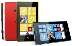 【新品】NOKIA Lumia 520 Windows Phone 8 【日本国内用変換アダプタ付き!】【あす楽】【送料無料】ノキア・ルミア