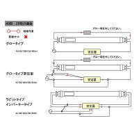 LED直管蛍光灯-40w形-T8-G13口金-グロー式工事不要-逆富士器具対応