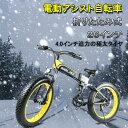電動自転車 電動アシスト自転車 ファットバイク マウンテンバ