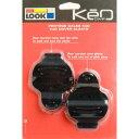 LOOK ルック KEO クリートカバー ブラック DTPD / 0151243
