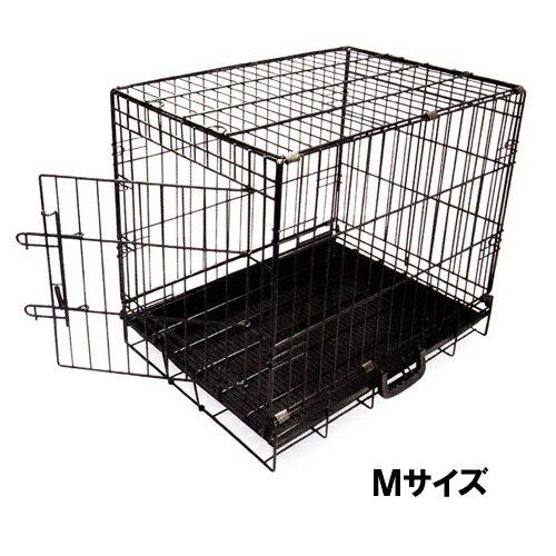 東京ペット商事 TPSケージ Mサイズ 網スノコ付き【ケージ・ハウス】【犬用品】【送料無料】【同梱不可】