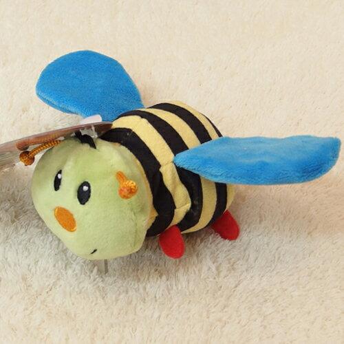 PLATZ プラッツ アニマルエッグパピー ミツバチ【犬用品】【おもちゃ】【ぬいぐるみ】